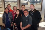 WCC Indigenous Peoples representatives