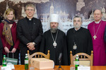 WCC delegation visit to Ukraine, March 2015