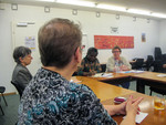 WCC meeting with ECRSA, March 2015