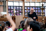 International School Visiting Ecumenical Centre, March 2015