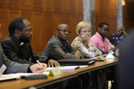 Conference on Peace and security in the DRC, May 2015