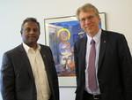 Visit of Amnesty International official
