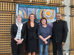 Ecumenical Advocacy Alliance team
