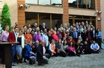 Church and Peace gathering in Kosovo, October 2015