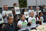 Interfaith leaders Fast for the Climate at COP21