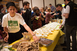 Fast for the Climate ends with feast in Paris