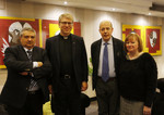 WCC general secretary meeting with new President of Italian Evangelic Churches Luca Negro