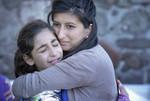 Refugees entering Europe