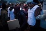 Refugee crisis: The Jungle camp in Calais
