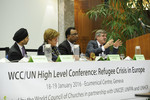 Addressing the refugee crisis, WCC/UN High Level Conference: Refugee Crisis in Europe