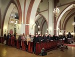 Week of Prayer for Christian Unity 2016: Ecumenical Service in St Jacobs cathedral, Riga