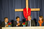 The Summit on the Role of the Christian Faith Community in Global Health and AIDS held at Georgetown University