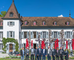 WCC and UBS meeting at Chateau de Bossey, April 2016