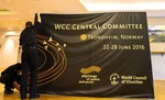 WCC Central Committee meeting 2016, Trondheim, Norway