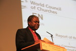 WCC Central Committee meeting 2016