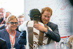 Prince Harry at AIDS 2016