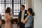 Opening day, Ecumenical School on Governance, Economics and Management, Hong Kong 2016