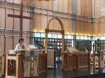 Morning Prayer at Ecumenical Centre - Monday 29 August