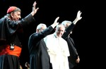 Joint Catholic-Lutheran commemoration of the Reformation