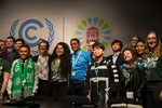 COP22 panel: Education, Youth and Climate Change