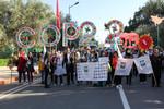 COP22 Civil society march