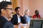 """""""Making peace with Earth"""", WCC side-event at COP22"""