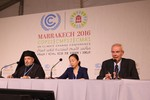 Message of Ecumenical Patriarch to the COP22