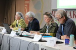 Discussion on Trust and peacebuilding during COP22
