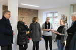 Visit: refugee work of the Evangelical Church in Baden
