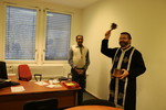 Blessing of WCC offices, 2017