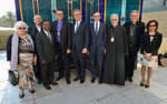 Church leaders delegation visiting Iraq