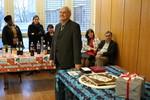 "Georges ""Yorgo"" Lemopoulos farewell celebration"