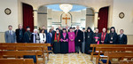 Church leaders visiting Iraq, January 2017