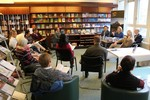 """""""Sharing Good News"""" book discussion"""