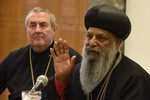 Visit of Abune Matthias I to WCC