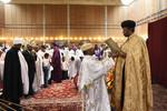 Visit of Abune Matthias I to WCC