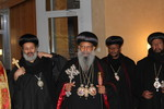Visit of Abune Matthias I, Patriarch of Ethiopia to the WCC