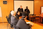 Visit of Abune Matthias I, Patriarch of Ethiopia to the WCC, Geneva