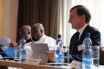 Opening of CCIA meeting in Addis Ababa
