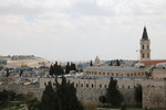 WCC general secretary visiting Jerusalem
