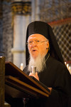 Public lecture in the University of Fribourg by the Ecumenical Patriarch