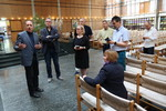 Communications delegation from the Church of Finland