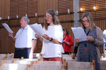 Season of Creation prayer at the Ecumenical centre