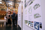 Landscaping exhibition for the Green Village project