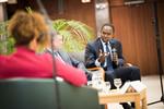 Peace panel, Geneve, November 2017