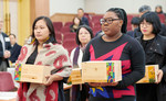 Ecumenical diakonia consultation in Seoul, South Korea