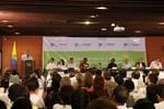 Public Forum with President Juan Manuel Santos