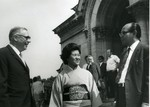 Jacques Rossel, Chō Takeda Kiyoko, Tahi Bonar Simatupang