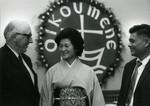 Rev. Dr Ernest Alexander Payne, Chō Takeda Kiyoko, Juan Faune