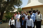Middle East visit of WCC general secretary Kobia, 14 to 22 April 2008
